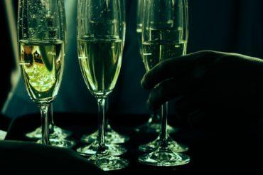 Проверка качества шампанского