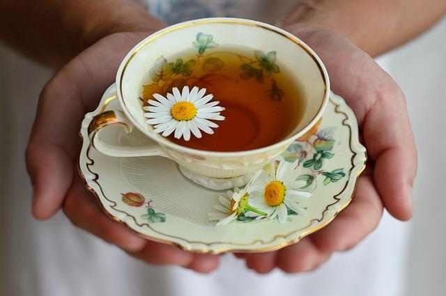 Цвет заваренного чая
